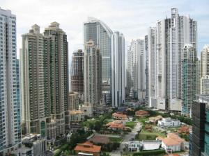 Punta Pacifica lleno de apartamentos