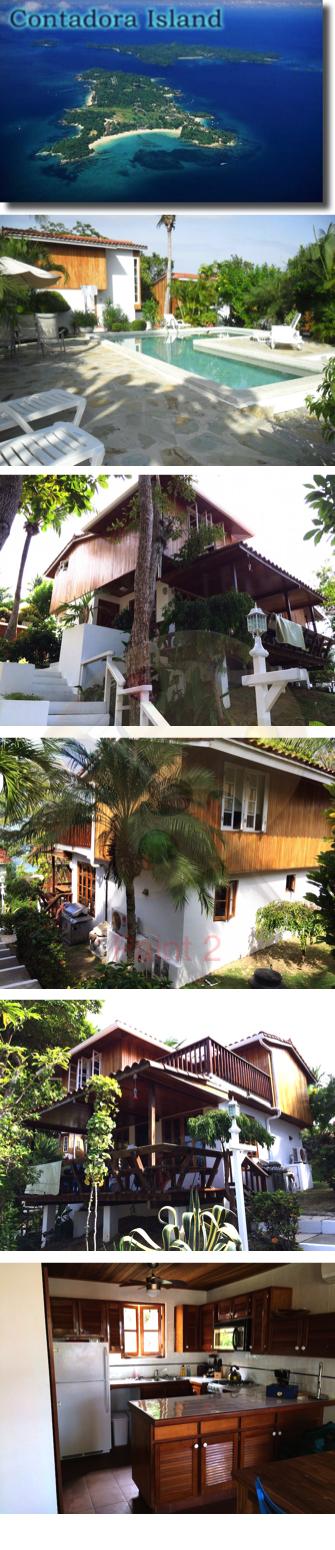 Se Vende casa en la isla contadora