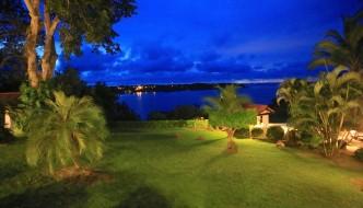Maison de Luxe sur l'Île de Contadora à Panama.